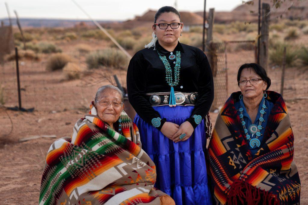 generations of Indigenous women